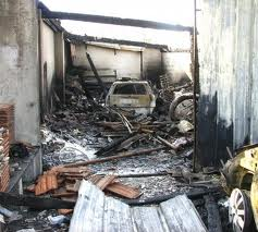 garage-51 désordre dans L'INCENDIE DOMESTIQUE